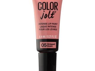 Maybelline lip Studio Color Jolt Intense lip Paint  Stripped Down  0 21 Fl Oz