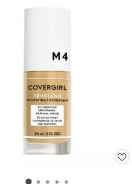 COVERGIRl truBlEND liquid Foundation   1 fl oz