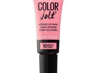 Maybelline lip Studio Color Jolt Intense lip Paint  Never Bare  0 21 Fl Oz
