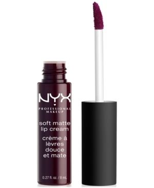 NYX Professional Makeup Soft Matte lip Cream   Transylvania   0 27 fl oz