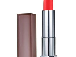Maybelline New York Color Sensational Creamy Matte lipstick  All Fired Up
