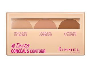 Rimmel Insta Concealer and Contour Palette Medium   0 24oz