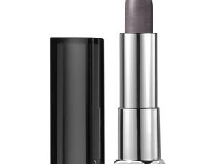 Maybelline Color Sensational Metals lip Color 978 Smoked Silver   0 17 fl oz