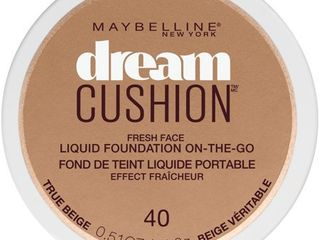 Maybelline New York Dream Cushion Fresh Face liquid Foundation  True Beige