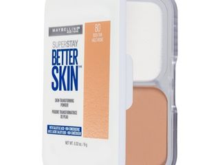 Maybelline Super Stay Better Skin Powder  Rich Tan