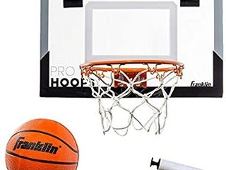 Franklin Sports 54132x Over The Door Mini Basketball Hoop   Slam Dunk Approved