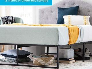 lINENSPA Contemporary Platform Bed Frame  Twin Xl