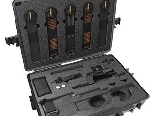 Case Club PS90 Pre Cut Waterproof Rifle Case  Gen 2