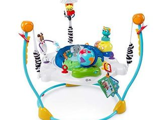 Baby Einstein Journey of Discovery Jumper Activity Center with lights   Melodies