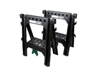 Metabo Hpt 115445M Heavy Duty Sawhorses  2 Pack