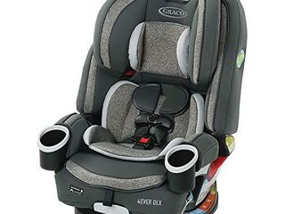Graco 4Ever DlX 4 in 1 Car Seat  Infant to Toddler Car Seat  with 10 Years of Use  Bryant