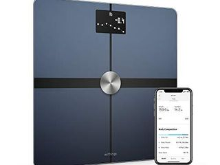 Withings Body    Smart Body Composition Wi Fi Digital Scale with smartphone app