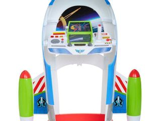 Disney Pixar Toy Story 4 Buzz lightyear Star Command Center