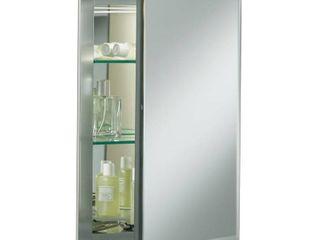 KOHlER K CB ClR1620FS Single Door 16 Inch W by 20 Inch H by 5 Inch D Aluminum Cabinet