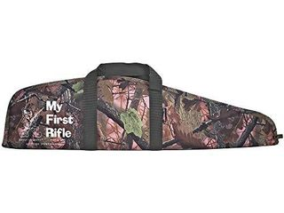 Crickett Padded Rifle Case  One Size  Pink Camo