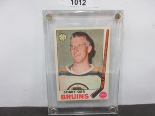 HOCKEY CARD  ORR