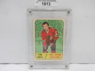 HOCKEY CARD  MIKITA