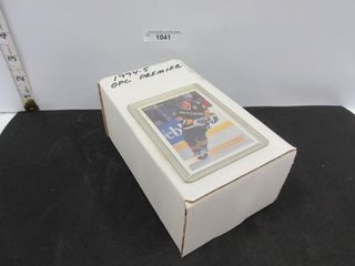 HOCKEY CARDS  1994 95  OPC