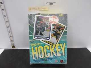 HOCKEY CARDS  1990 91  OPC