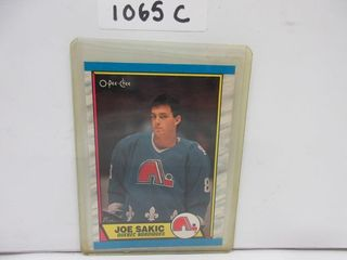 HOCKEY CARD  SAKIC  OPC