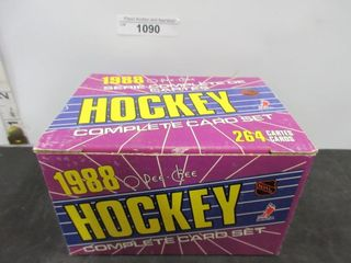 HOCKEY CARDS  1987 88  OPC