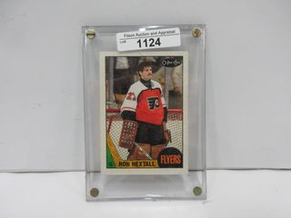 HOCKEY CARD  HEXTAll