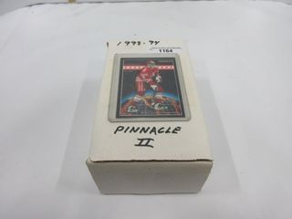 HOCKEY CARDS  1993 94  PINNAClE
