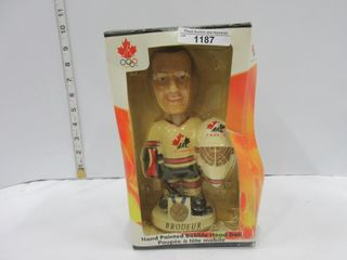 BOBBlE HEAD  BRODEUR