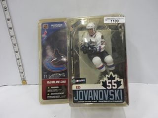 ACTION FIGURE  JOVANOVSKI