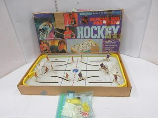 TABlE HOCKEY GAME  COlECO PRO STAR