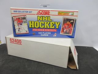 HOCKEY CARDS  1990  SCORE