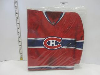BINDER  MONTREAl CANADIENS