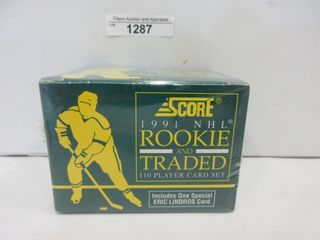 HOCKEY CARDS  1991  SCORE