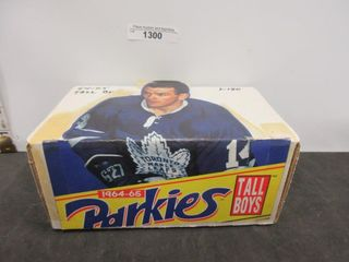 HOCKEY CARDS  1964 65 TAll BOYS