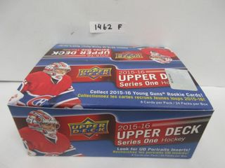 HOCKEY CARDS  2015 16  UPPER DECK