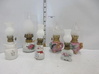 lOT  OIl lAMPS