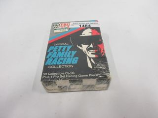 PETTY FAMIlY RACING CARDS  PRO SET