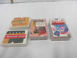 lOT  COllECTOR CARDS  CYDI lAUPER  MISC