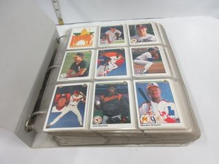BASEBAll CARDS  1990  UPPER DECK