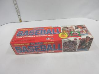 BASEBAll CARDS  1988  FlEER