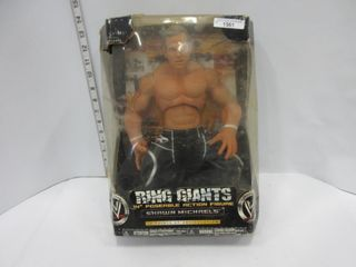 ACTION FIGURE  SHAWN MICHAElS