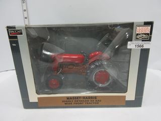 MASSEY HARRIS 50 GAS WIDE FRONT TRACTOR
