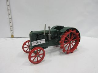 MASSEY HARRIS TRACTOR  GREEN RED
