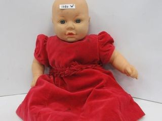 DOll   RED DRESS