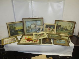 lOT  PICTURES  PICTURE FRAMES
