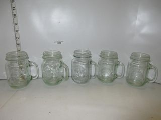 JAR DRINKING GlASSES
