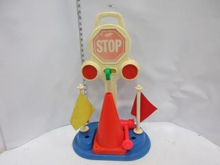 CHIlDS STOP SIGN   PYlON