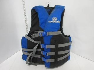 lIFE JACKET   BlUE  Xl