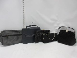 lOT  PURSES  ClUTCHES  MISC