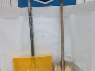 YEllOW SNOW SHOVEl  SHOVEl